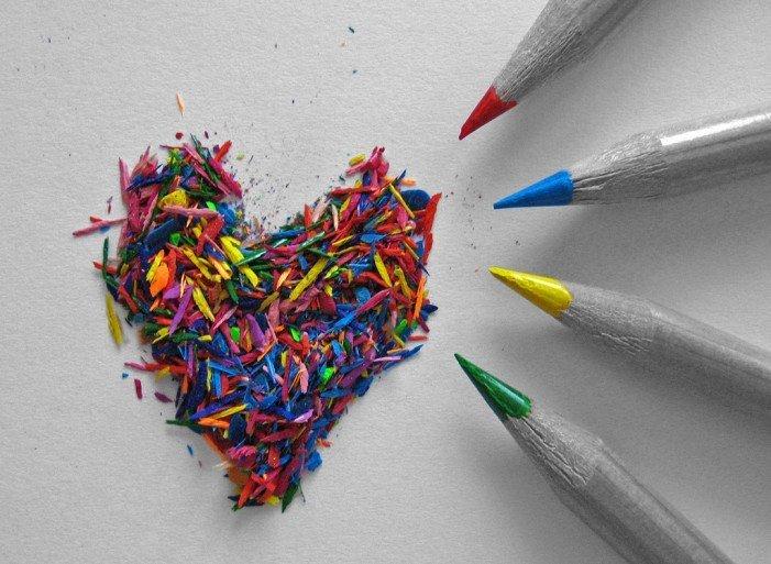 Scopri l'amore e fallo conoscere al mondo