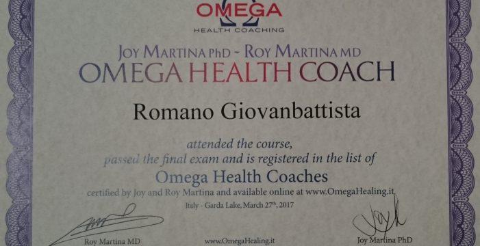 Essere coach Omega Healing