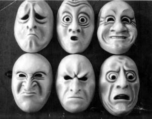 Maschere Emozioni
