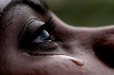 Non abbiate mai paura delle lacrime