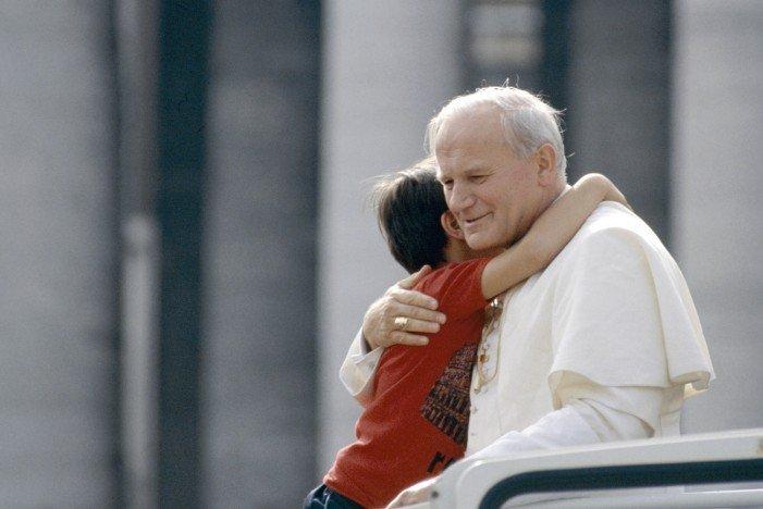 Giovanni Paolo II: Santo Karol Wojtyla