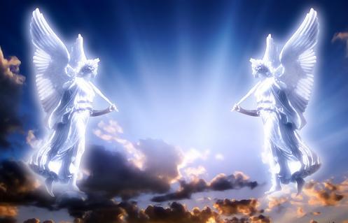 Nuova sezione Angeli